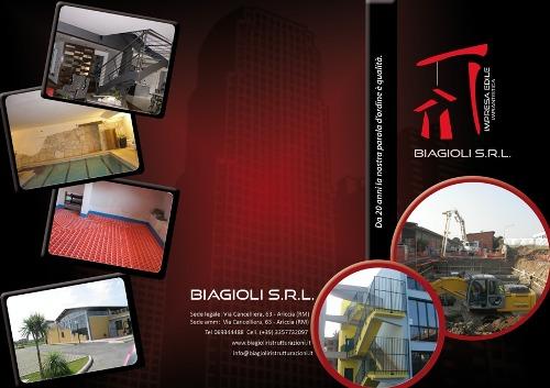 Brochure Biagioli Costruzioni
