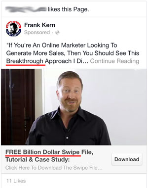facebook-ads-spam
